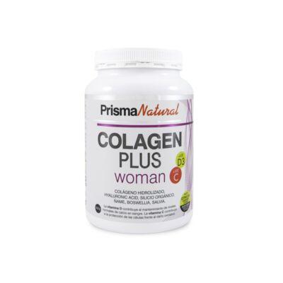 PrismaNatural Colagen Plus Nőknek Joghurt - citrom ízű 300 g