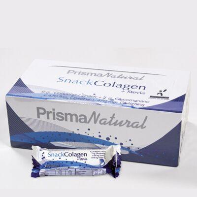 PrismaNatural Collagén Snack Steviával 30 g
