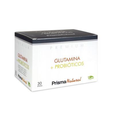 Prismanatural Glutamin, Inulin és Probiotikum tartalmú készítmény