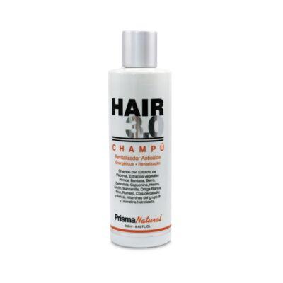 Hair 3.0: hajerősítő sampon