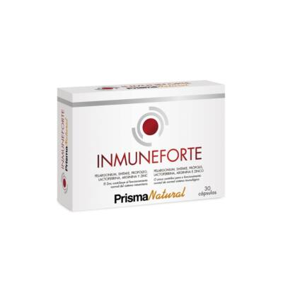 PrismaNatural Inmuforte Immunerősítő kapszula