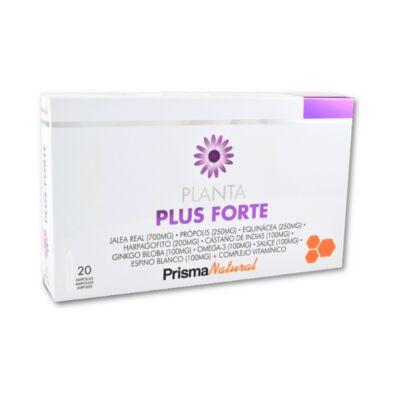 PrismaNatural Planta Plus Forte 20 db ivóampulla