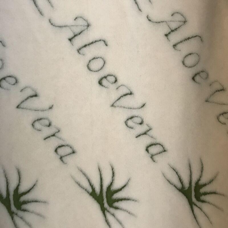 Gyapjú takaró aloevera mintás 130 x 200 cm  e78b19692f